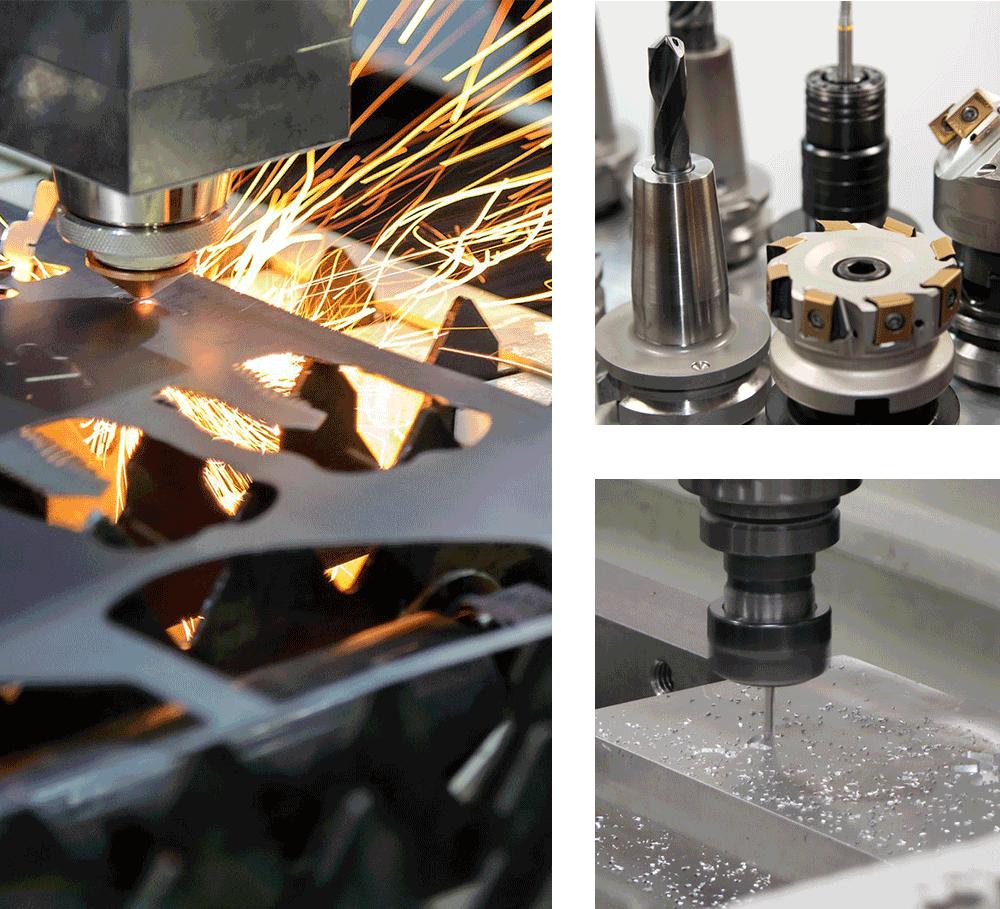 CNC-Cutting